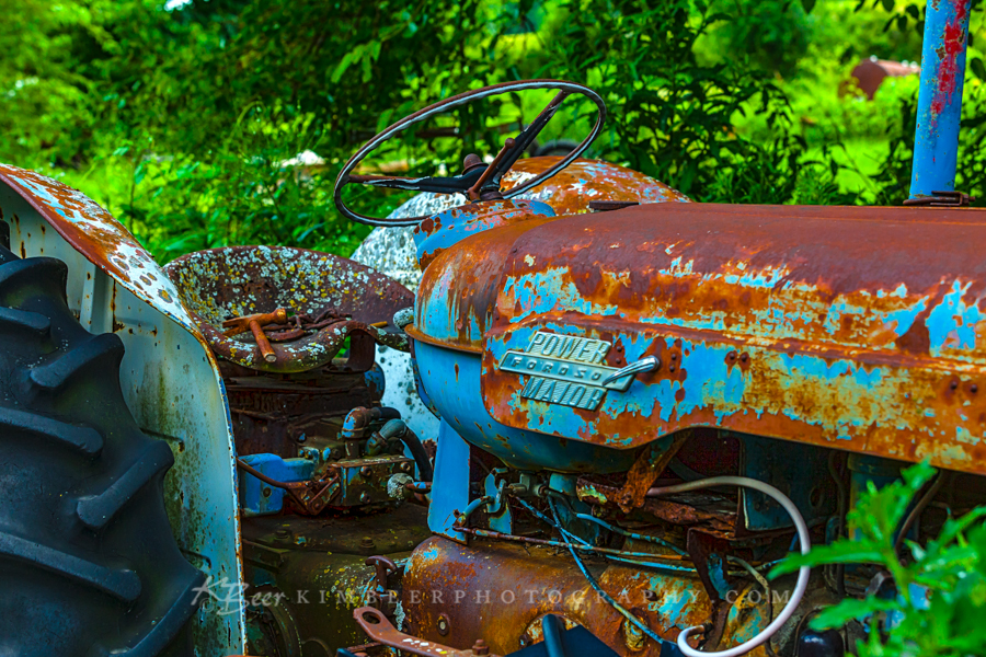 Forsaken Gallery: Fordson Power Major